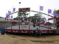 Tilt a Whirl is considered to be the first American ride